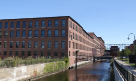 Appleton Mills – River Walk, Lowell, MA